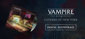 Купить Vampire: The Masquerade - Coteries of New York Soundtrack