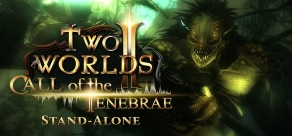 Купить Two World II. Two Worlds II HD - Call of the Tenebrae