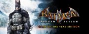 Batman: Arkham Asylum. Game of the Year Edition