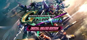 Купить SD GUNDAM G GENERATION CROSS RAYS Deluxe Edition
