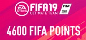 Купить FIFA 19 ULTIMATE TEAM FIFA POINTS 4600