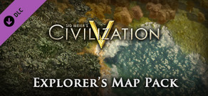 Купить Civilization V: Explorer's Map Pack