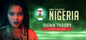 Купить Sigma Theory: Global Cold War. Nigeria - Additional Nation