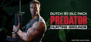Купить Predator: Hunting Grounds - Dutch '87 Pack