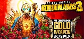 Купить Borderlands 3 Pre-order Deluxe Edition