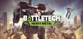 Купить BATTLETECH - Heavy Metal