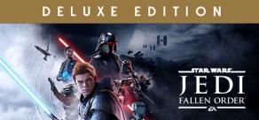 Купить STAR WARS Jedi: Fallen Order - Deluxe Edition