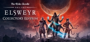 Купить The Elder Scrolls Online - Elsweyr Digital Collector's Edition