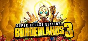 Купить Borderlands 3 (Steam). Borderlands 3 Super Deluxe Edition (Steam)