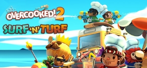 Купить Overcooked! 2 - Surf 'n' Turf