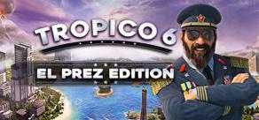 Купить Tropico 6 Pre-order. Tropico 6 El-Prez Edition Pre-order