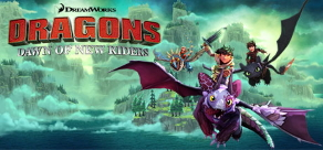 Купить DreamWorks Dragons: Dawn of New Riders