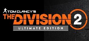 Купить TOM CLANCY'S THE DIVISION 2 (Pre-order) - ULTIMATE EDITION