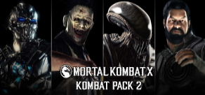 Купить Mortal Kombat X : Kombat Pack 2