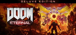 Купить DOOM Eternal - Deluxe Edition