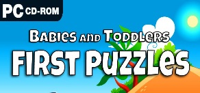 Купить Babies and Toddlers- First Puzzles