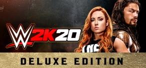 Купить WWE 2K20 Pre-order Deluxe Edition
