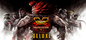 Купить Street Fighter V: Arcade Edition Deluxe