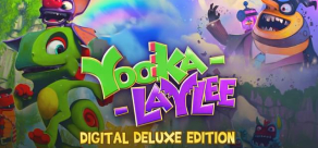 Купить Yooka-Laylee - Digital Deluxe
