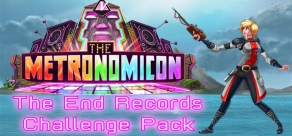 Купить The Metronomicon – The End Records Challenge Pack