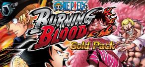 Купить One Piece Burning Blood - Gold Pack