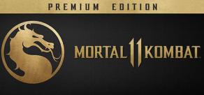 Купить Mortal Kombat 11 Premium Edition