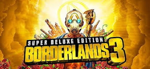 Купить Borderlands 3 Super Deluxe Edition