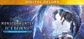 MONSTER HUNTER: WORLD. Monster Hunter World: Iceborne - Master Edition Deluxe