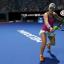 Скриншот из игры AO Tennis 2
