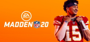 Купить Madden NFL 20