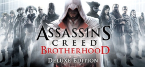 Купить Assassin's Creed: Brotherhood - Deluxe Edition