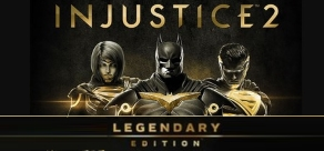 Купить Injustice 2 Legendary Edition