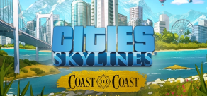 Купить Cities: Skylines - Coast to Coast Radio
