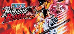 Купить One Piece Burning Blood