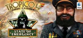 Купить Tropico 4: State of Emergency