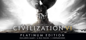 Купить Sid Meier's Civilization® VI Platinum Edition