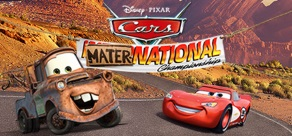 Купить Disney Pixar Cars: Mater-National Championship