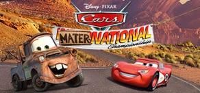 Купить Disney Pixar Cars: Mater-National Championship