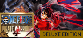 Купить One Piece: Pirate Warriors 4 - Deluxe Edition