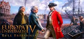 Купить Europa Universalis IV: Rule Britannia