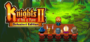 Купить Knights of Pen and Paper 2 - Deluxiest Edition
