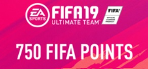 Купить FIFA 19 ULTIMATE TEAM FIFA POINTS 750