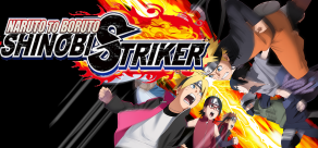 Купить NARUTO TO BORUTO: SHINOBI STRIKER