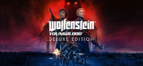 Купить Wolfenstein: Youngblood Pre-order Deluxe Edition