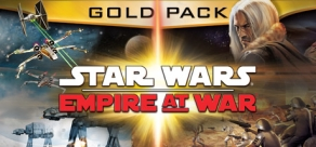 Купить Star Wars: Empire at War Gold