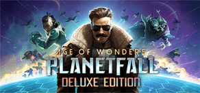 Купить Age of Wonders: Planetfall. Deluxe Edition