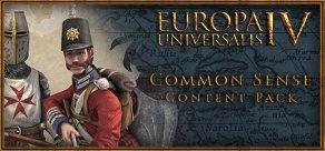Купить Europa Universalis IV: Common Sense Content Pack