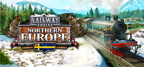 Купить Railway Empire Northern Europe