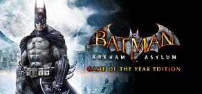 Купить Batman: Arkham Asylum - Game of the Year Edition