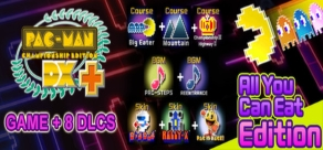 Купить Pac-Man Championship Edition DX+ All You Can Eat Pack